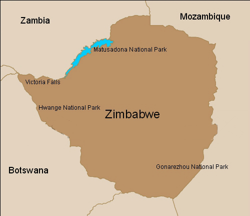 Map Of Africa Showing Zimbabwe.Africa Calls Zimbabwe Map Africa Calls