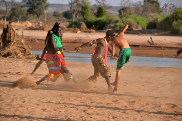 Soccer Samburu Warriors